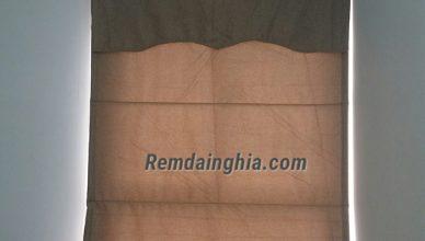 Rèm Roman giá rẻ tại TPHCM