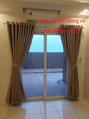 rèm cửa căn hộ chung cư